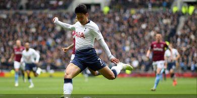 VIDEO - Gol Lari Kilat 70 Meter Son Heung-min Vs Ronaldo, Mana yang Lebih Keren?