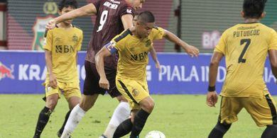 Kapten Bhayangkara FC Meminta Tetap Ada Pertandingan demi Ekonomi Pemain