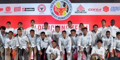 Pelatih Semen Padang Justru Bangga meski Timnya Kalah dari PSM Makassar