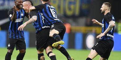 Hasil Liga Italia - Pemain Berdarah Indonesia Antar Inter ke Liga Champions
