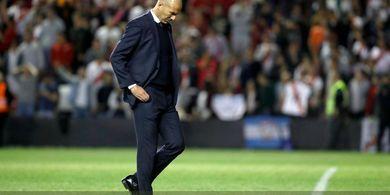 Real Madrid Kalah Lagi, Zidane: Kami Ingin Menang, tetapi Tidak Bisa