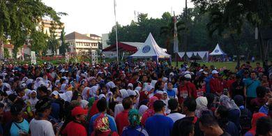 Bukan Sekadar Lari, Mandiri Jogja Marathon Juga Picu Ekonomi Lokal