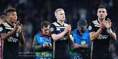 Tersisih di Liga Champions, Bintang Ajax Galau Mirip Orang Patah Hati