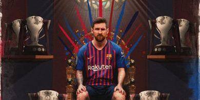 Sepakat dengan Jordi Alba, Lionel Messi Larang Pemain Ini Gabung Barcelona