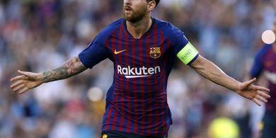 Lionel Messi dan Wayne Rooney Jadi Teladan Pesepak Bola di Tengah COVID-19