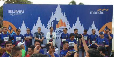 Lebih dari Sekadar Lomba Lari, Mandiri Jogja Marathon Juga Picu Sports Tourism