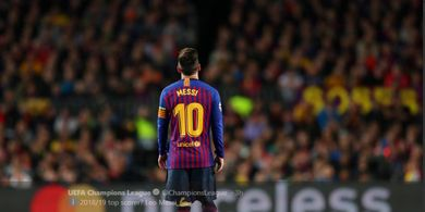 Eks Pemain Sebut Barcelona Terlalu Bergantung dengan Lionel Messi