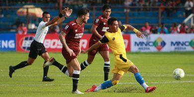 Road to Final Piala Indonesia 2018 - Diwarnai Kemenangan WO, Langkah PSM Dramatis