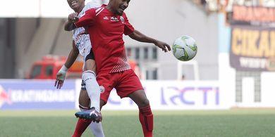 Persija Tanpa Tiga Pemain Utama di Leg Pertama Final Piala Indonesia