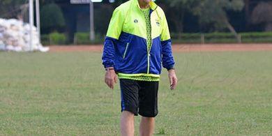 Janji Pelatih Persib Apabila Liga 1 2020 Bergulir Lagi