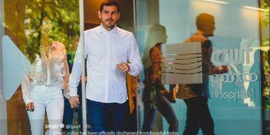 Casillas Diusulkan Jadi Calon Presiden Federasi Sepak Bola Spanyol