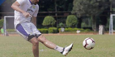 Tak Bisa Bela Persib, Fabiano Akan Mudik Sambil Menunggu Musim Depan