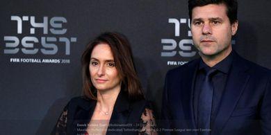 Ada Istri Cerewet di Balik Kesuksesan Mauricio Pochettino di Tottenham