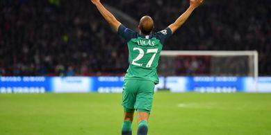 Winger Tottenham Legawa soal Pencadangan di Final Liga Champions