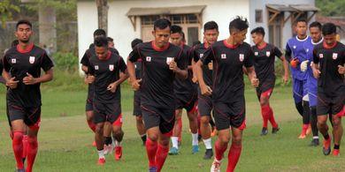 Latihan Persis Solo Jelang Liga 2 2019 Sedot Antusias Warga Lokal