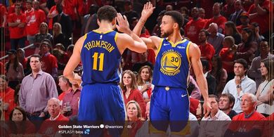 Hasil Playoffs NBA 2019 - Warriors Capai Final Kelima Beruntun