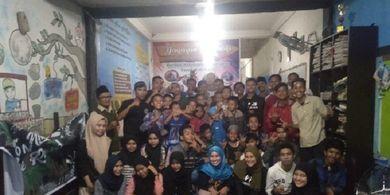 Rayakan Hari Jadi Ke-9, PSMS Fan Club Gelar Aksi Mulia di Bulan Ramadan