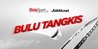 Hasil PBSI Home Tournament - Bikin Kejutan, Jesita/Lanny Melaju ke Semifinal