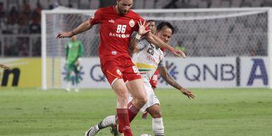 Persija Jakarta Resmi Lepas Steven Paulle, Bagaimana Nasib Bruno Matos?