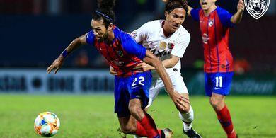 Kualifikasi Piala Dunia 2022, Malaysia Pakai Bek Kiri Berdarah Inggris