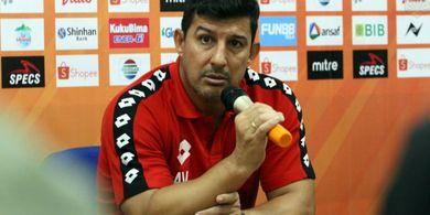 Bhayangkara FC Tukar Status Kandang dengan Persib, Sang Pelatih Kecewa