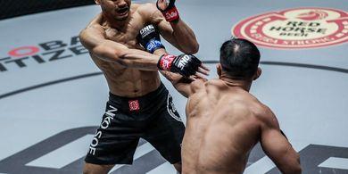 Harapan Atlet ONE Championship Indonesia untuk Anak Bangsa