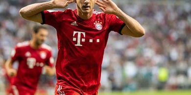 Hasil Bundesliga - Robert Lewandowski Cetak 30 Gol, Bayern Muenchen Cukur Bayer Leverkusen 4-2