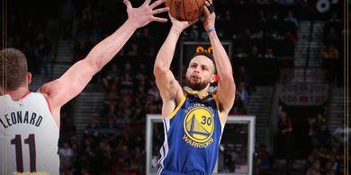 5 Tahun Berjaya di NBA, Golden State Warriors Kini Berada di Jurang Keterpurukan