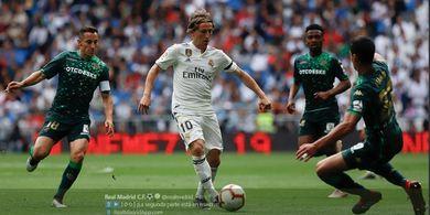 Luka Modric Mengaku Terbuka dengan Tawaran Bermain di Liga Italia