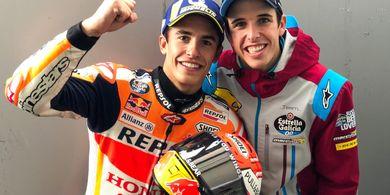 MotoGP Catalunya 2019 - Sama-sama Kampiun, Marquez Bersaudara Puncaki Klasemen