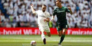 Kalah 12 Kali, Real Madrid Catatkan Rekor Terburuk dalam 45 Tahun