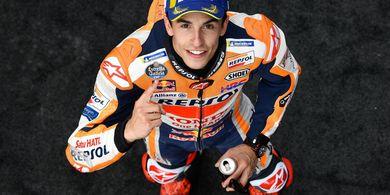 Berita MotoGP Prancis 2019 - Marc Marquez Senang Bisa Ungguli Ducati dan Yamaha