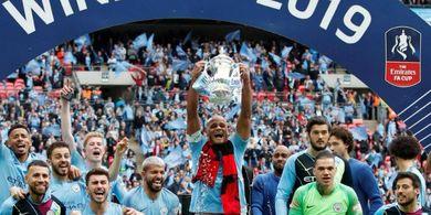 Musim Depan, Manchester City Diprediksi Jadi Juara Liga Champions