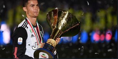 Serie A Rilis Lambang Khusus di Jersey untuk Cristiano Ronaldo dan 5 Pemain Terbaik Lainnya
