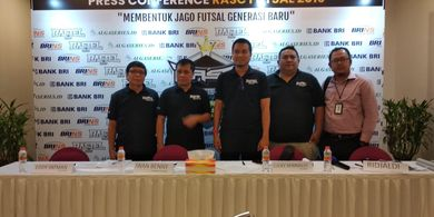 Target 2000 Tim, Kompetisi Futsal Usia Muda Segera Digelar di Indonesia
