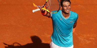 Juarai Rome Masters 2019, Nadal Sebut Djokovic Lawan Istimewa