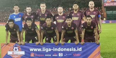 Hasil Liga 1 2019, PSM Makassar Menang Tipis Atas Semen Padang