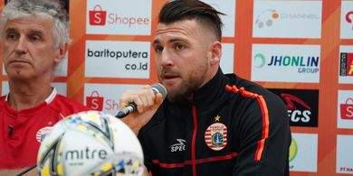 Persela Jamu Persija pada Lanjutan Liga 1 2019, Marko Simic Waspada