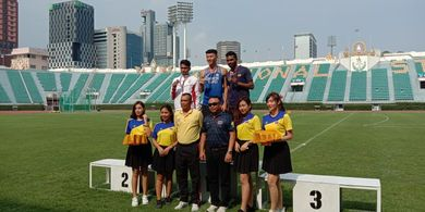 Indonesia Raih Dua Medali Perak Atletik pada Thailand Open 2019