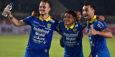 Rene Mihelic: Atmosfer Markas Persib seperti Kompetisi Klub Eropa