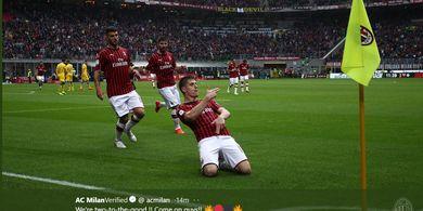 Starting XI Udinese Vs AC Milan - Racikan Baru Ala Marco Giampaolo