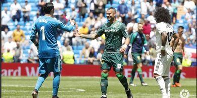 Tak Enak Hati, Penyerang Buangan Real Madrid Ogah Selebrasi