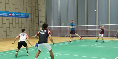 Piala Sudirman 2019 - Ganda Putra Indonesia Belajar dari Pengalaman