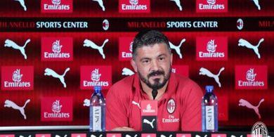AC Milan Gagal ke Liga Champions, Gennaro Gattuso Siap-siap Disidang