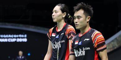 Hasil China Open 2019 - Hafiz/Gloria Tumbang di Tangan Finalis Kejuaraan Dunia