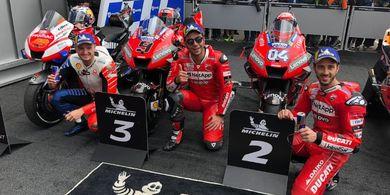 Petrucci atau Miller? Ducati Akan Putuskan Usai Dua Seri ke Depan