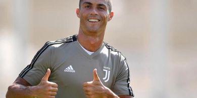 Di Mata Gelandang Juventus, Ronaldo Awalnya Terlihat seperti Binatang