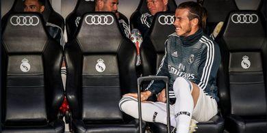 Tak Mau Bertegur Sapa, Gareth Bale Kena Cemooh Fan Real Madrid