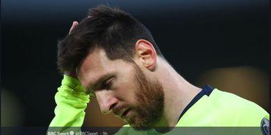 Messi Kesal Gara-gara Bek Barcelona Jual Diri ke Real Madrid