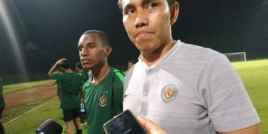 Soal Tristan Alif, Bima Sakti Tak Tutup Kansnya Kembali ke Timnas U-16